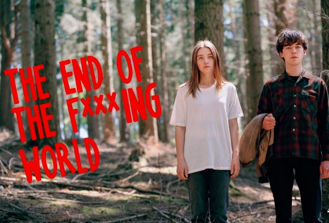 What to Watch: The End of the F**king World ( A Netflix Original)