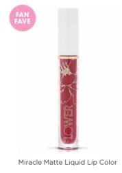 Miracle Matte Liquid lip color Flower Beauty Fan Fave