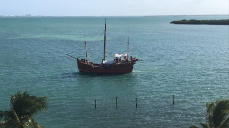Pirate Boat Ride