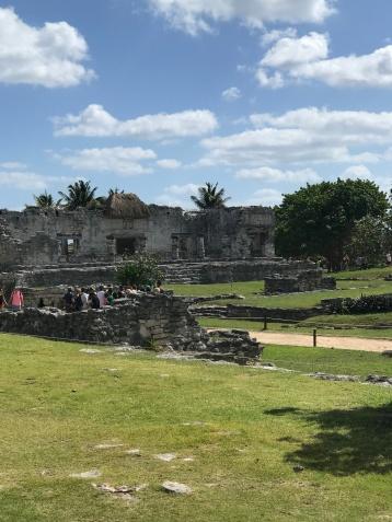 Mayan Temple Tulum