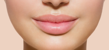 smooth lips