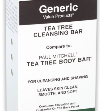 Tea Tree Cleansing Bar