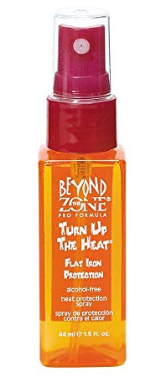 Beyond Turn Up the Heat Hair Protectant