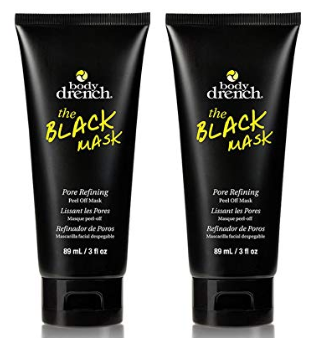 Body Drench- The Black Mask