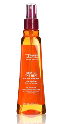 BTZ Turn up the Heat Hair Protectant