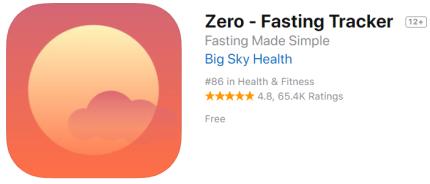 zero app